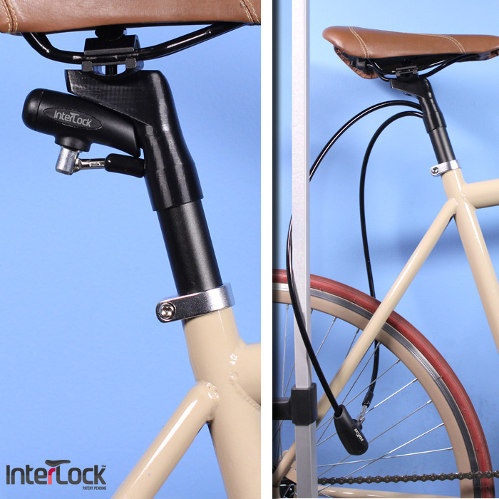 Interlock Bike Lock Actually Works Is A Great Idea Ohgizmo