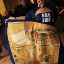 Amazing TARDIS Dress Is Amazing