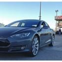 Tesla Model S Does Quarter Mile In The Twelves