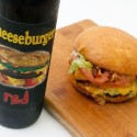 Have Yourself a Cheesy Valentine's With Some Cheeseburger Red Wine