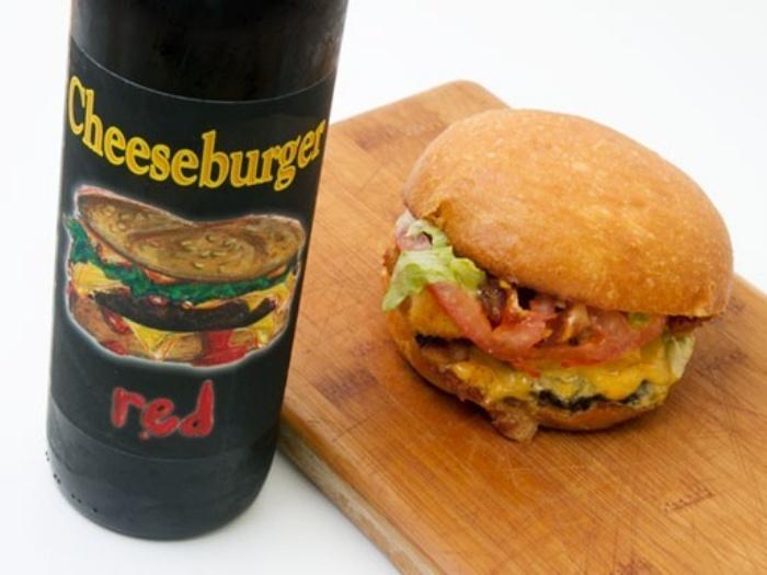 Cheeseburger Wibne