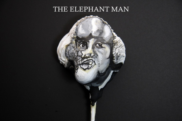 Elephant Man  Cake Pops