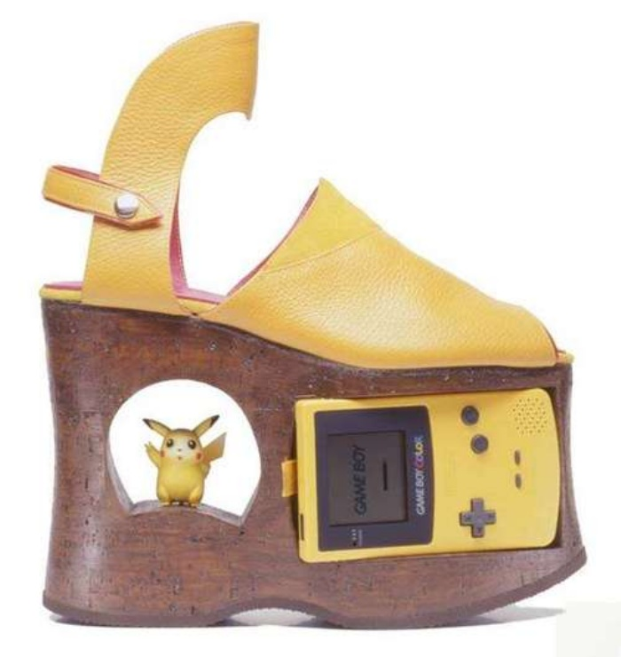 Gameboy Wedge