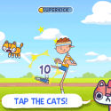 Hackycat Wants You to Kick Cats and Collect Cheezburgers–All In the Name of Fun!