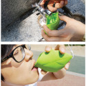 Leaf Shaped Silicone Pocket Cup Professes Your Love For The Planet