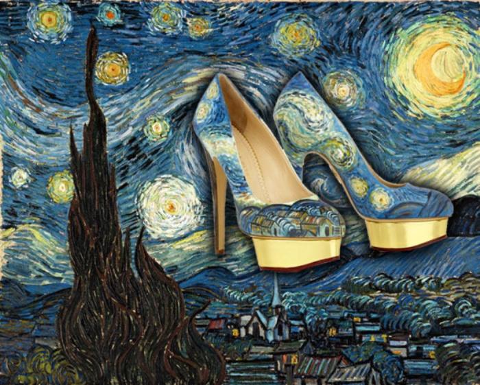Famous Heel Paintings1