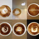 Geeky Latte Art to Brighten Up Your Morning