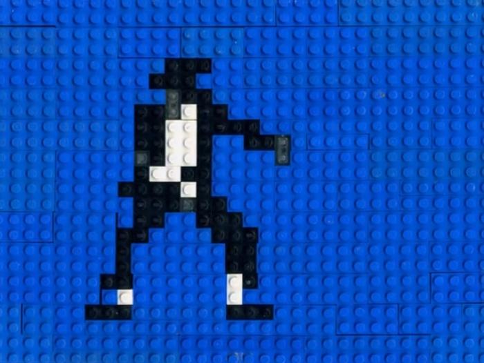 MJ Lego