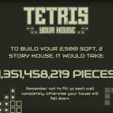 Tetris Your House: How Many Tetris Blocks Will It Take to Fill Up Your Home?