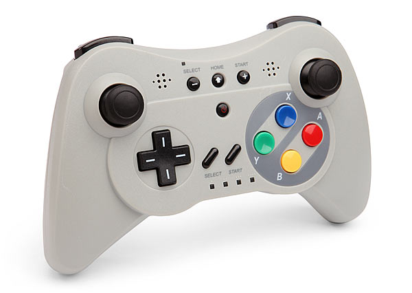 ThinkGeek Pro Controller for Wii and Wii U