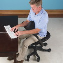 The Optimal Posture Office Chair Could Reduce Fatigue