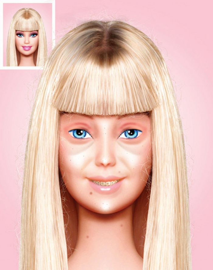 Barbie No MakeUp1