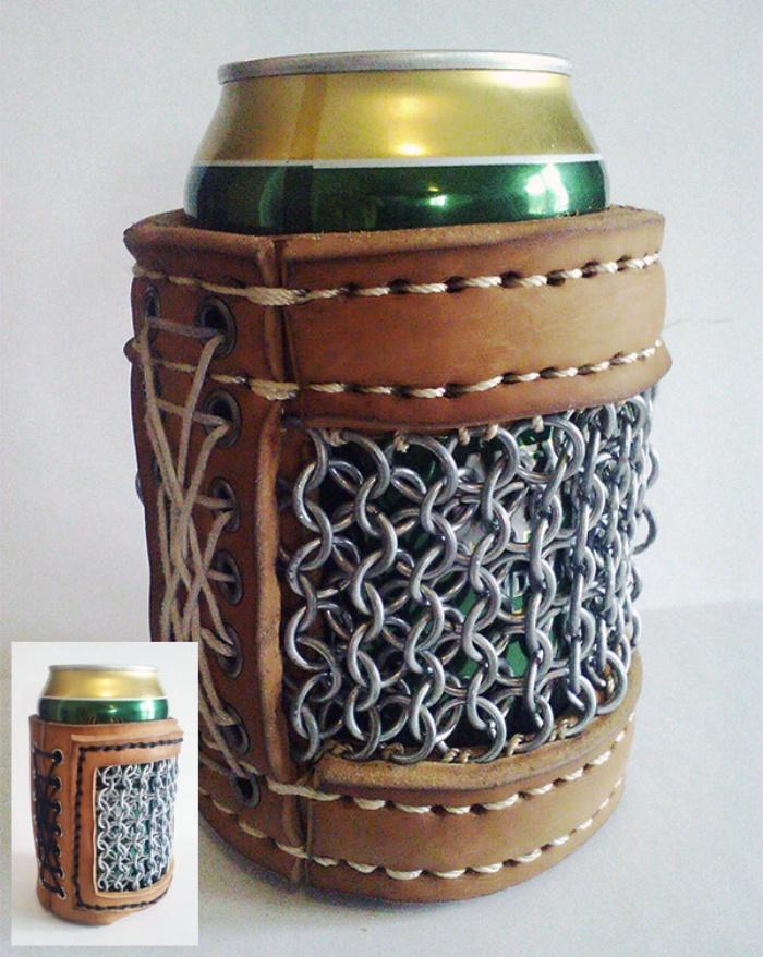 Beer Armor Koozie