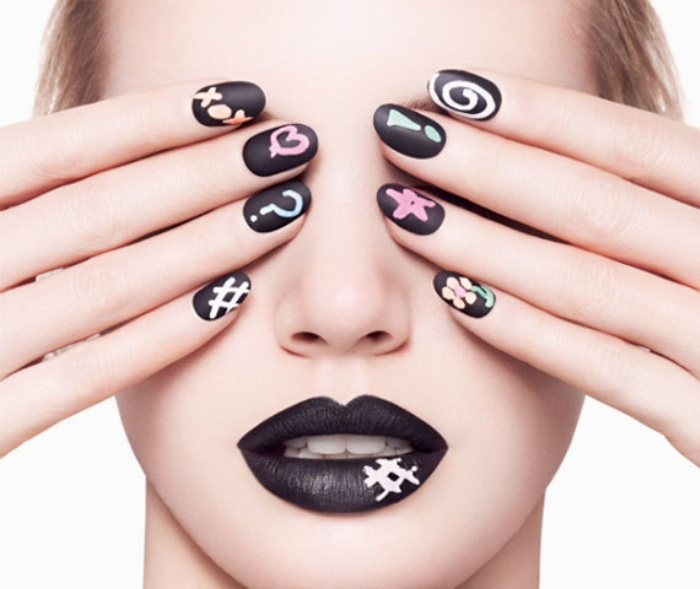 Ciaté's Chalkboard Manicure kit will be released later this month.