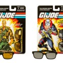 Modern G.I. Joe Action Sunglasses in Blister Packs are Must-Haves for Die-Hard Fans