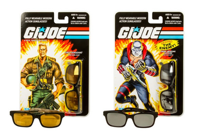 GI Joe Glasses