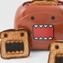 Domo Toaster Adds A Bit Of Internet Culture To Your Morning Toast