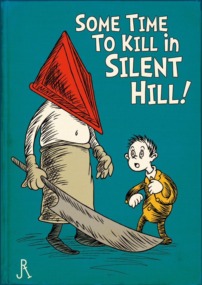 Suess Some Time to Kill in Silent Hill