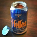 There's Nothing Sly About Sly Fox's Topless Beer Cans