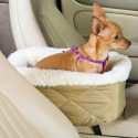 Fancy Dog Basket For Car Rides