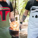 Deck Yourself Out For BBQ Season With These Grillin Villain Aprons
