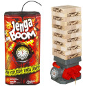 Jenga Boom Adds An Explosive Timer To An Old Classic