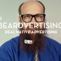 Beardvertising: Grow a Beard, Clip an Ad On It, and Get Paid
