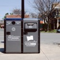 Big Belly is a Smart Trash Can that Lets Collectors Know When It's Full