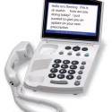 Captioned Telephone Lets You Read What the Other Party is Saying During the Call