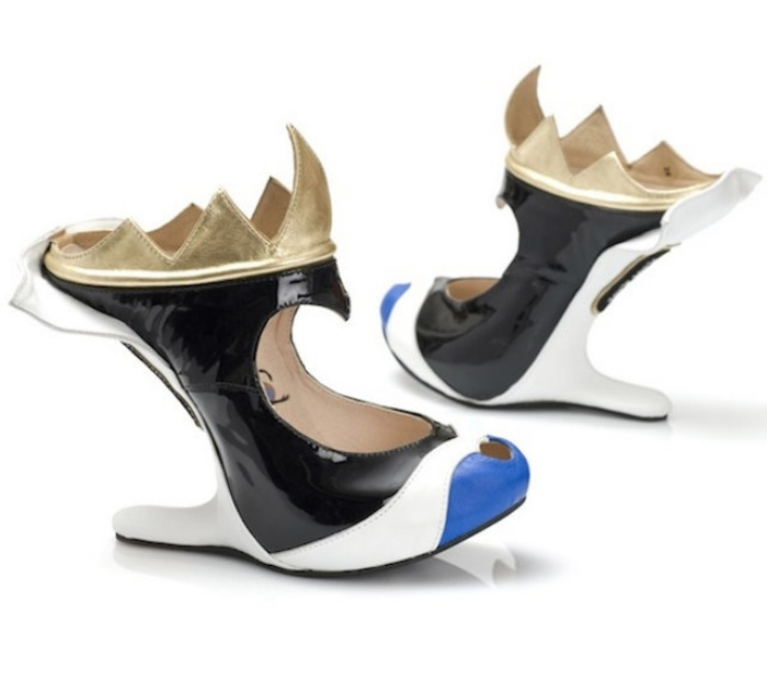 Disney Villain High Heels1