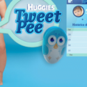Conceptual Huggies TweetPee Device Alerts Parents When Their Baby Pees