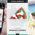 Pizza Compass Shows You Where the Pizza's At