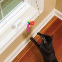 Cat Tantalizer: A Green Toy for Your Kitty Cat