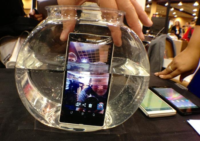 Sony Xperia Z-