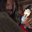 Do-It-Yourself Mjölnir: Thor's Hammer Plus a Tesla Coil Equals 80,000 Volts of Fun