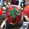 'Ripe Tomato' Haircut: Now You Can Be a Literal Veg Head