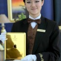 Burj Al Arab In Dubai Provides Its Guests With Gold iPads