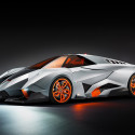 Lamborghini Egoista Concept Is Only Missing Jet Engine, Wings