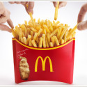 "McDonald's Japan To Serve 3/4 Pound ""Mega Potato"" Portion Of Fries"