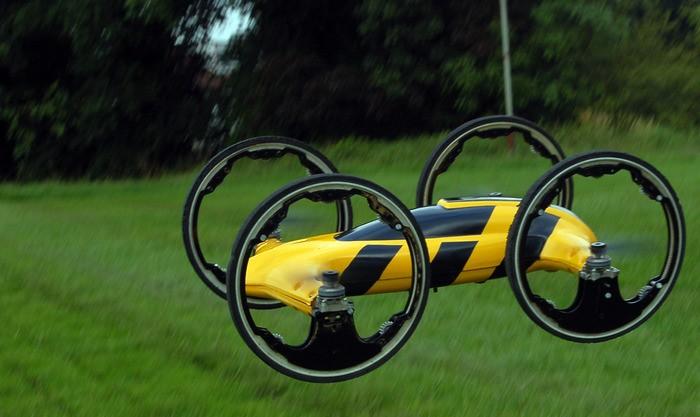 quadcoptercar