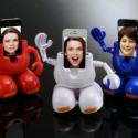 Dancing Robot iPhone Stand Has Some Pretty Funky Dance Moves