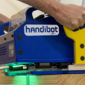 Handibot Is A Portable CNC Machine That Connects To Your Smart Device