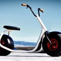 Go Cruisin' on the Scrooser Electric Scooter