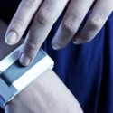 "Sensor Bracelet Lets You ""Touch"" People, Even When You're Far Away"