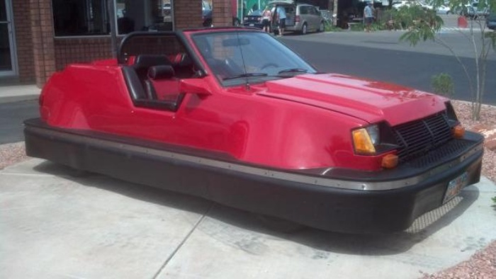 Street Legal Bumper Car