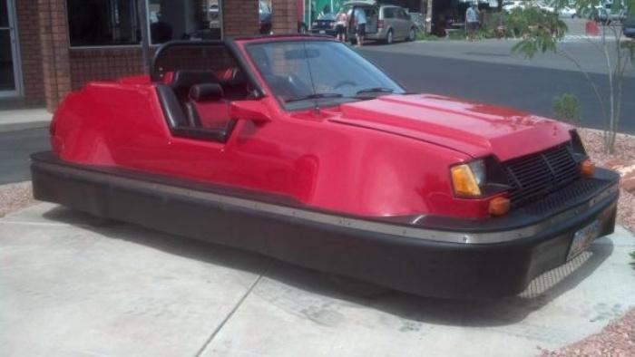 Street Legal Bumper Car