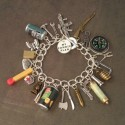 Fashionably Bad-Ass: Zombie Charm Bracelet