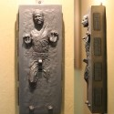 Han Solo Frozen In Carbonite Light Switch