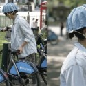 Is A Ridiculous Paper Pulp Bike Helmet Better Than Nothing At All?