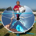 SolSource Reflector Can Cook Anything With The Power Of The Sun